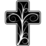 Cross with swigly